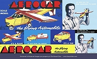 Gladen Bob Cummings Aerocar