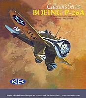 K&B P-26A Peashooter