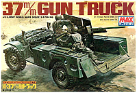 Max US Army 37mm Dodge Gun Truck