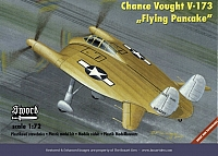 Sword Chance Vought V-173 Flying Pancake