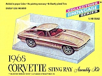 Renwal 1965 Corvette Sting Ray