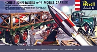 Revell Honest John with Mobile Carrier S