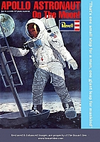 Revell Apollo Astronaut On The Moon '69