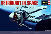Revell Astronaut In Space a