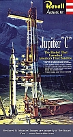 Revell Jupiter C with Gantry S