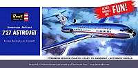 Revell Boeing 727 AA