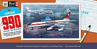 Revell Convair CV-990 1st Box
