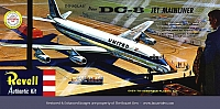 Revell Douglas DC-8 United MM Box