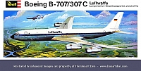 Revell-Germany Boeing 707 Luftwaffe