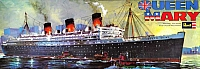 Revell RMS Queen Mary 2nd release