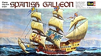 Revell Spanish Galleon 1st release