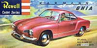 Revell-UK VW Karmann Ghia