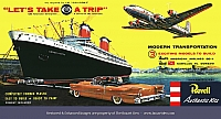 Revell Let's Take A Trip Gift Set