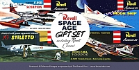 Revell Space Age Gift Set