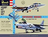 Revell Supersonic Marines Gift Set