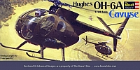 Revell Hughes OH-6A Cayuse '60's