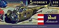 Revell Sikorsky S-55 Helicopter S