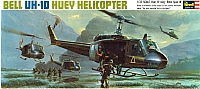 Revell Bell UH-1D Huey Helicopter