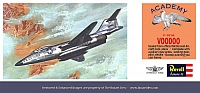 Revell McDonnell F-101A Voodoo Academy