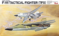Revell GD F-111 TFX 1966