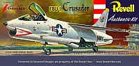 Revell Vought F8U-1 Crusader S