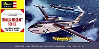 Revell Martin P6M Seamaster Famous Aircraft