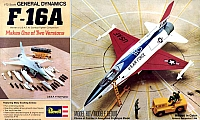 Revell GD F-16A Fighting Falcon 1st