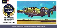Revell Consolidated B-24J Liberator Air Power