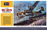 Revell Consolidated B-24D Liberator Warbird