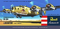 Revell Consolidated B-24J Liberator first release