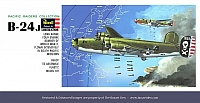 Revell Consolidated B-24J Liberator Pacific Raiders