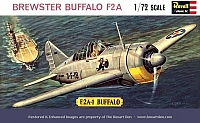 Revell Brewster F2A Buffalo