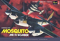 Revell De Havilland Mosquito '70's Box