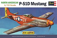 Revell-UK NAA P-51D Mustang