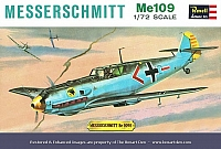 Revell-Germany Messerschmitt Me-109