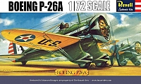 Revell Boeing P-26A Peashooter