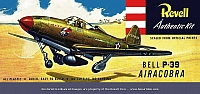 Revell Bell P-39 Airacobra first release