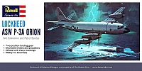 Revell Lockheed ASW P-3A Orion