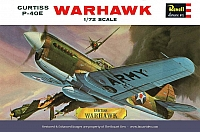 Revell Curtiss P-40E Warhawk