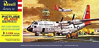 Revell Lockheed C-130A Hercules Picture Plane