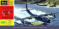 Revell Convair R3Y-2 Tradewind Famous Artist