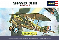 Revell Spad XIII 1-72