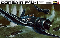 Revell Vought F4U-1 Corsair