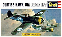 Revell-Brazil Curtiss Hawk 75A