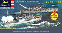 Revell Guided Missile Fleet 2nd ABC Box
