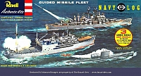 Revell Guided Missile Fleet CBS Box