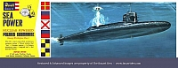 Revell Polaris Submarine USS George Washington