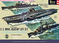Revell US Naval Academy Gift Set