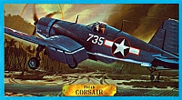 Revell Vought F4U-1D Corsair 1964