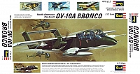 Revell North American OV-10A Bronco 1970